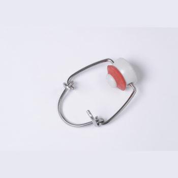Standardbügel in Edelstahl für Bügelflaschen