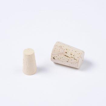 Flaschenkorken konisch (Spitzkorken) mini, Durchmesser 10mm